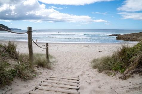 Medlands Beach Access on Aotea Great Barrier Island