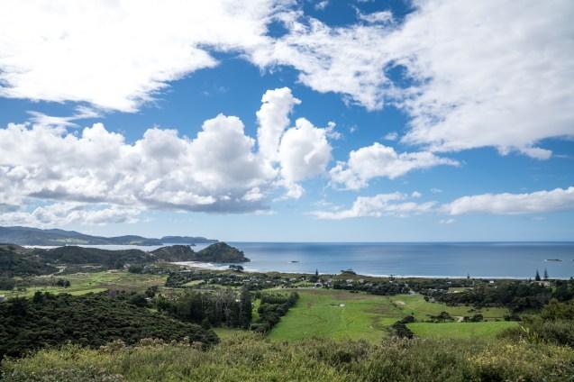 Medlands Coast Line on Aotea Great Barrier Island