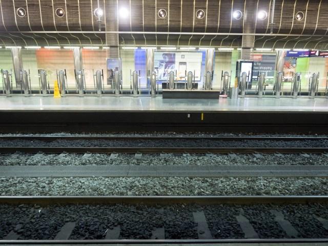 Britomart Train Station Auckland Central