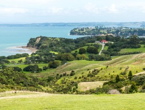 Shakespear Lodge Te Haruhi Bay, Whangaparaoa - Landscape Photography Auckland