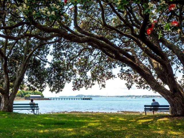 Auckland Torpedo Bay Devonport - Aucklife Framed Photo Print