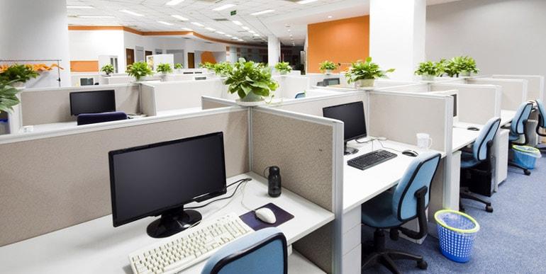 exemples de prestations pour le nettoyage de bureaux