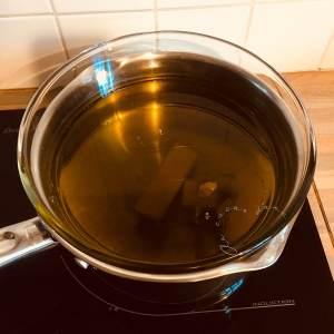 cire et huile d'olive