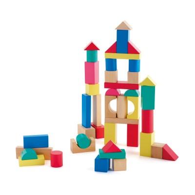 100 blocs de construction