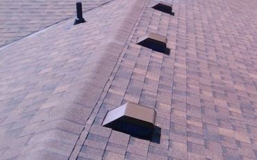 New Roof, New Vents!