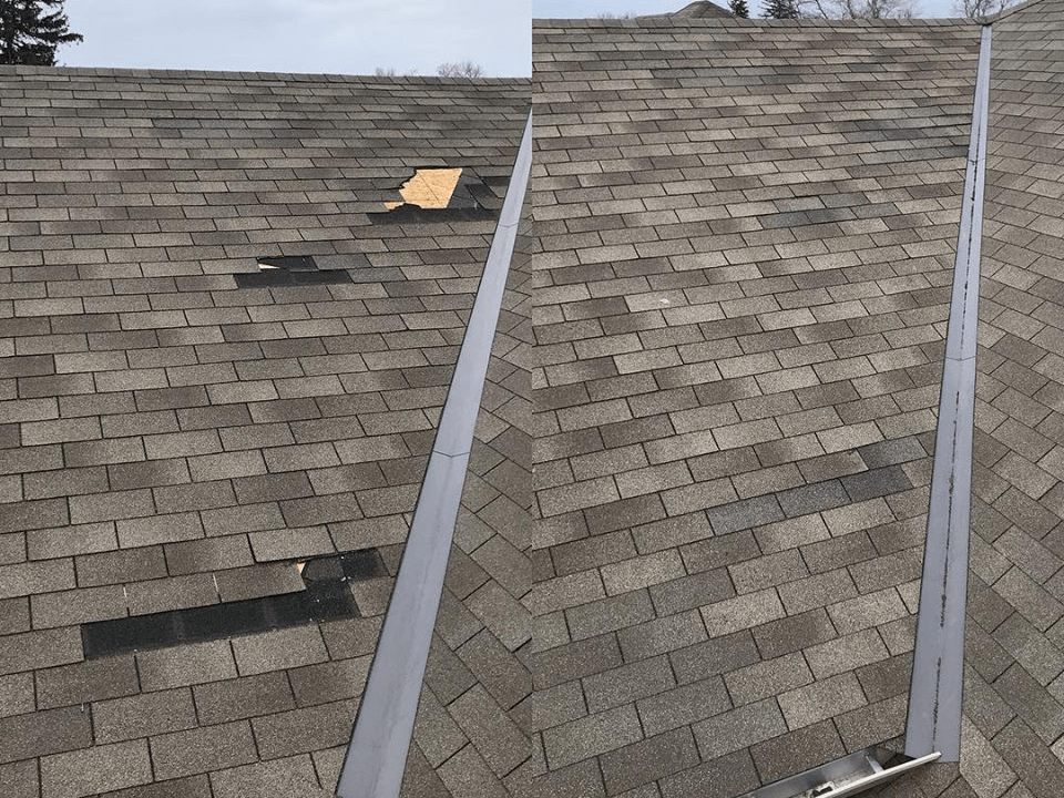 REPAIRS AND SPECIALTY ROOFING
