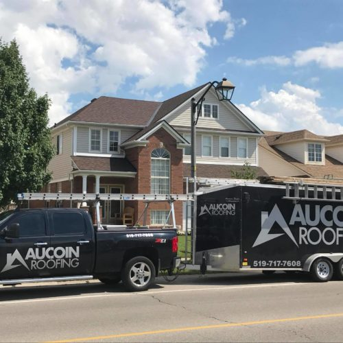 aucoin truck and trailer