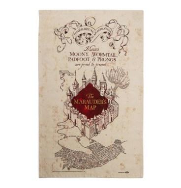 Torchon - La carte du Maraudeur