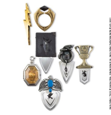 Collection de Marque-pages Horcruxes