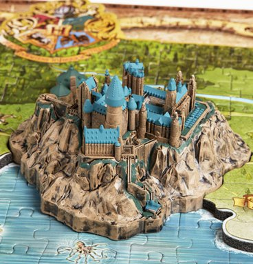 Puzzle The Wizarding World