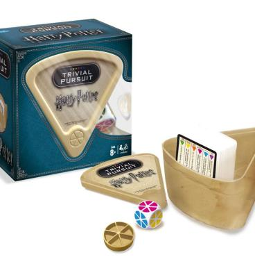 Trivial Pursuit Voyage Harry Potter