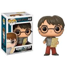 POP Harry carte du maraudeur N° 42