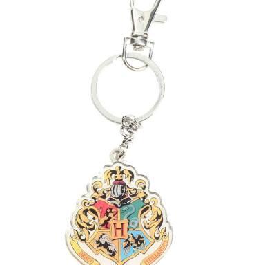 Porte-clés métal Poudlard