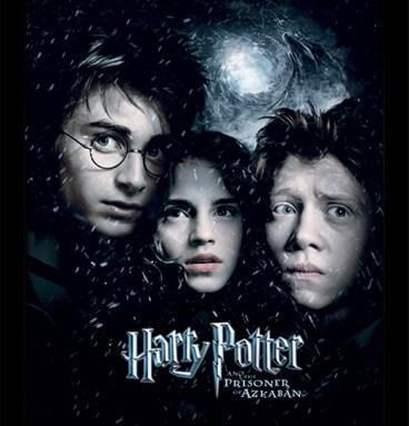 cadre harry Potter et le prisonnier d'Azkaban