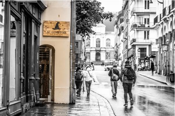 Au comptoir des sorciers boutique Harry Potter en Bretagne