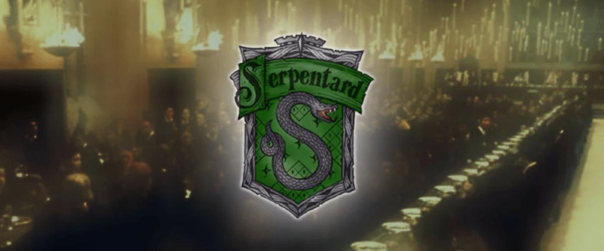 goodies harry potter serpentard