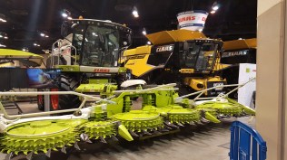 US Custom Harvesters farm show