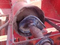 Case 2388 incline auger reinforcement
