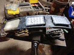 New comine headlights