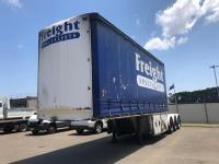 Lusty Tri-Axle Trailer