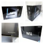 Wii(黒)本体 新品・未使用品 RVL-S-KJ(JPN)
