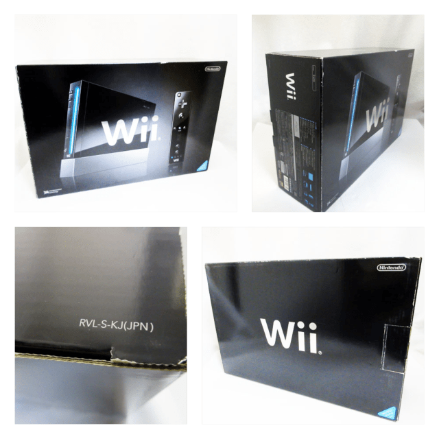 Wii 黒