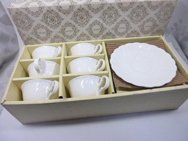 Nittoroyal ノリタケ カップ&ソーサー6客 昭和レトロ