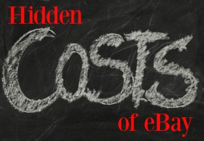 hidden costs of selling on ebay