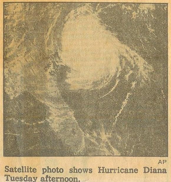 Hurricane Diana