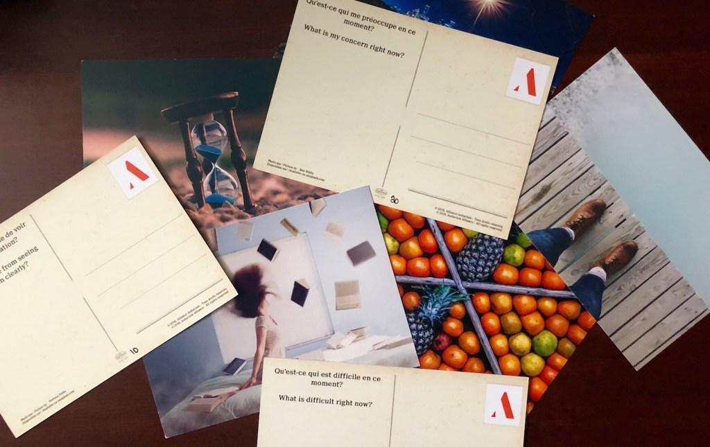 Audacium - Cartes check in pour bien demarrer les reunions