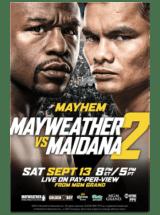 mayweather maidana mayhem