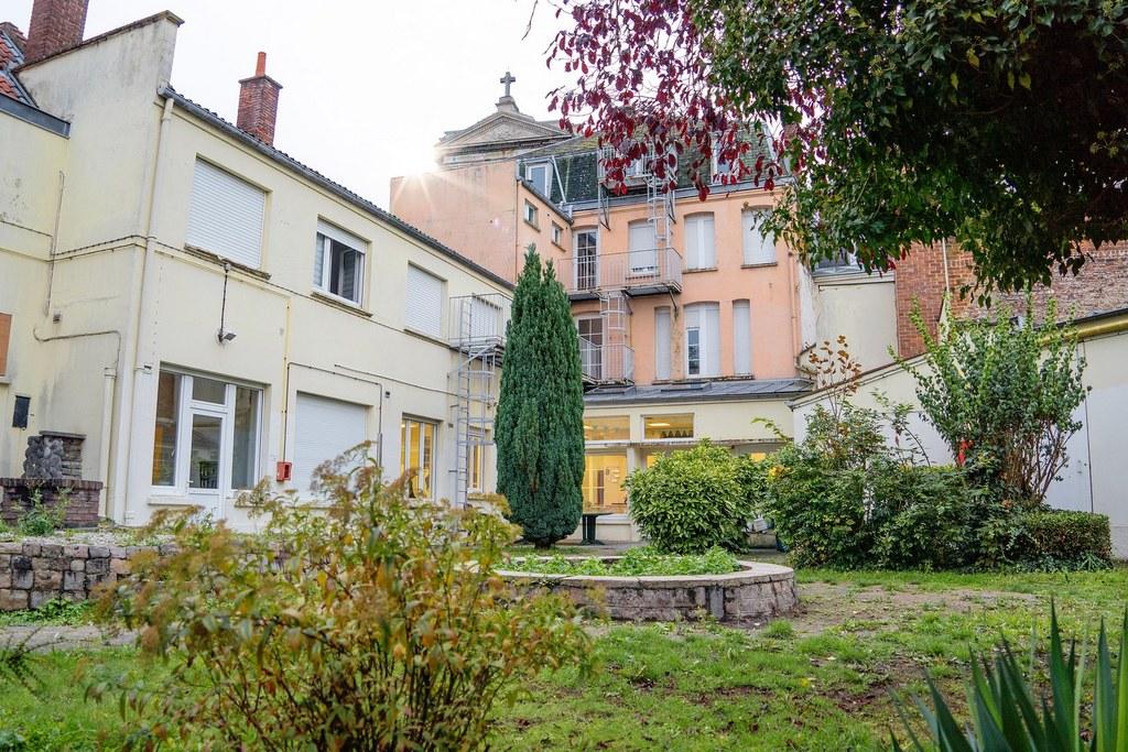 Foyer du Centre Benoit Labre à Arras