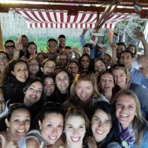 Grupo de embajadores del Grupo Dinosol