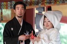 浅草神社 結婚写真