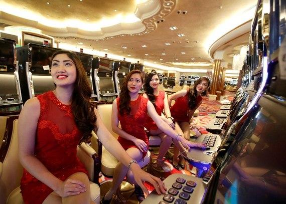 アジア圏のカジノ