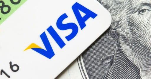 VISAブランドのクレジットカード