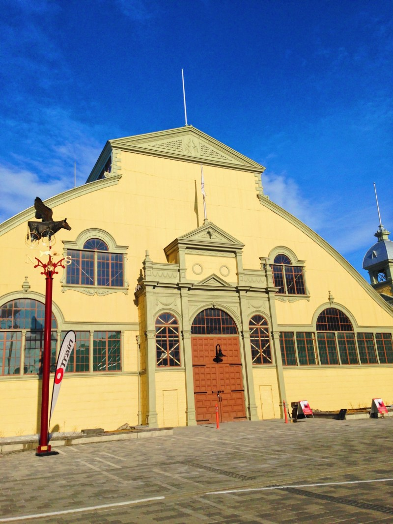 Pavillon Aberdeen