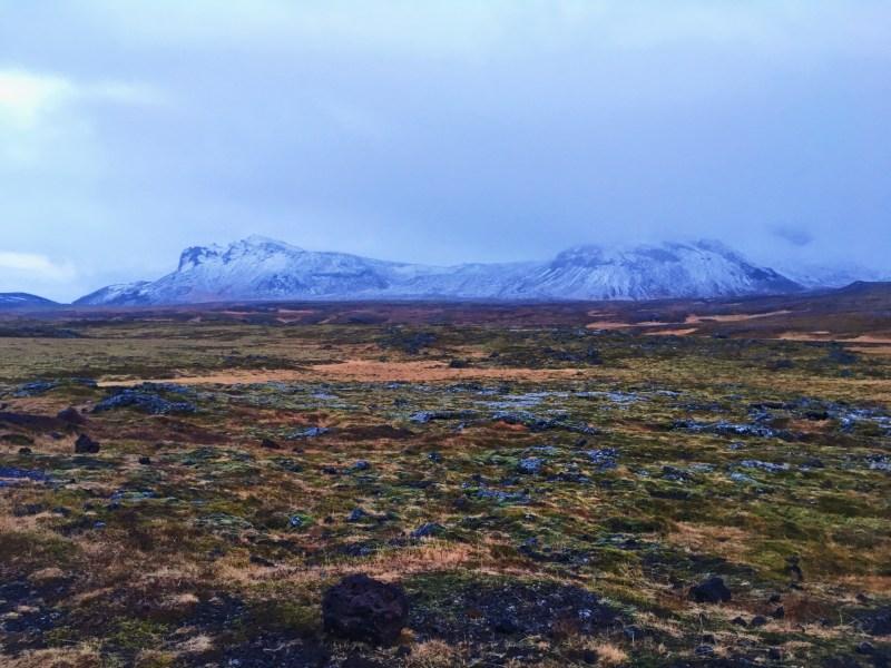 Snaefellsnes en Islande