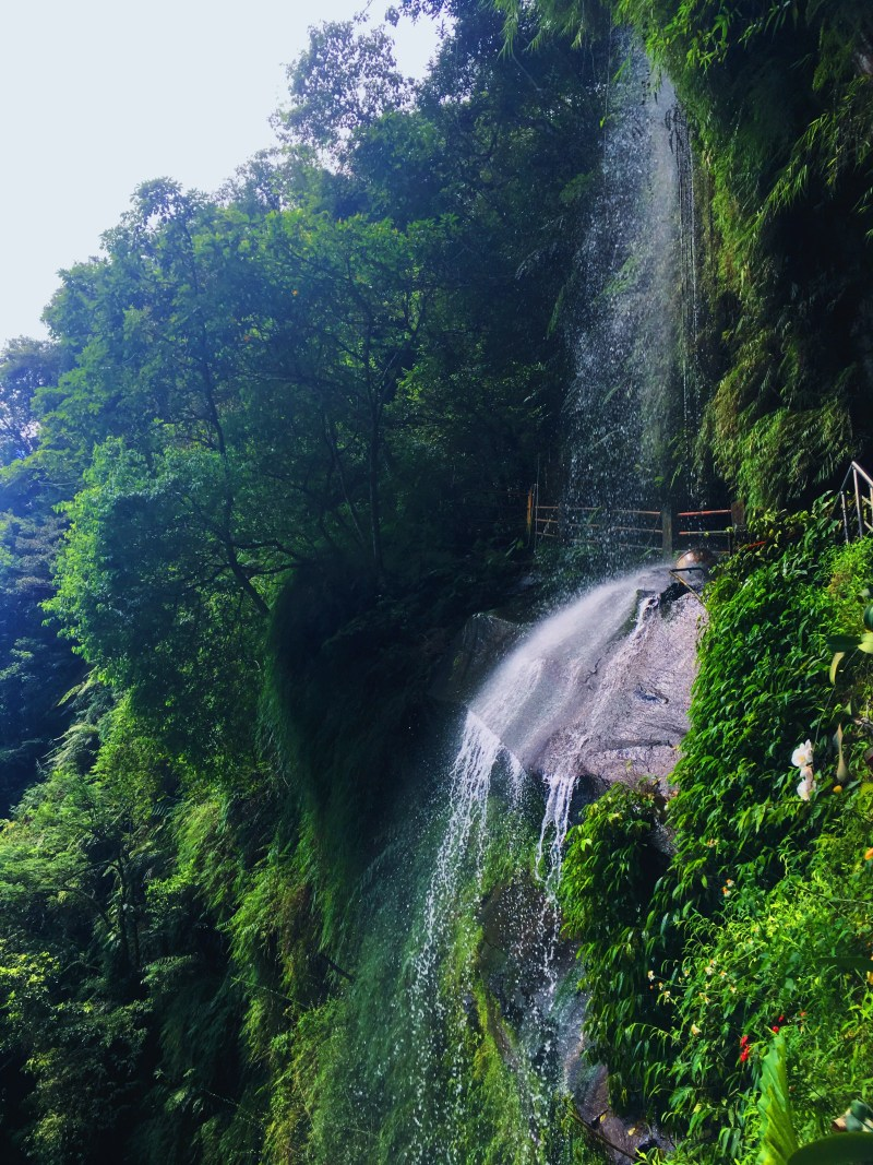 Yinhe Waterfall