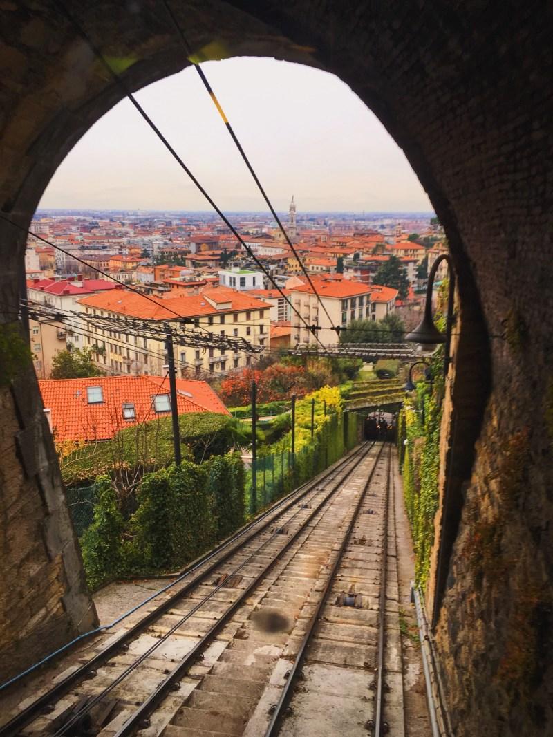 Funicular of Bergamo