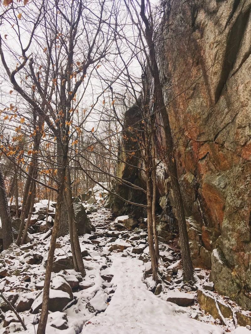 Luskville Falls Trail