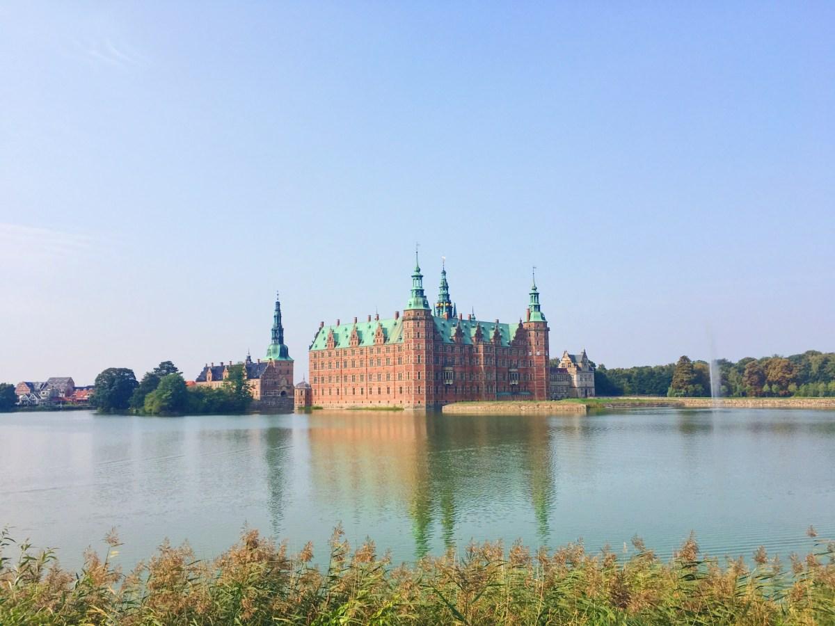 Le magnifique château de Frederiksborg à Hillerød