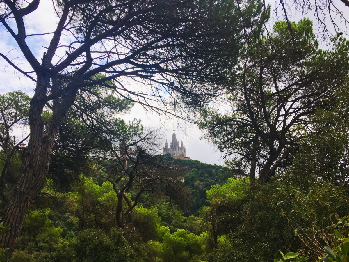 Barcelone – L'ascension du mont Tibidabo