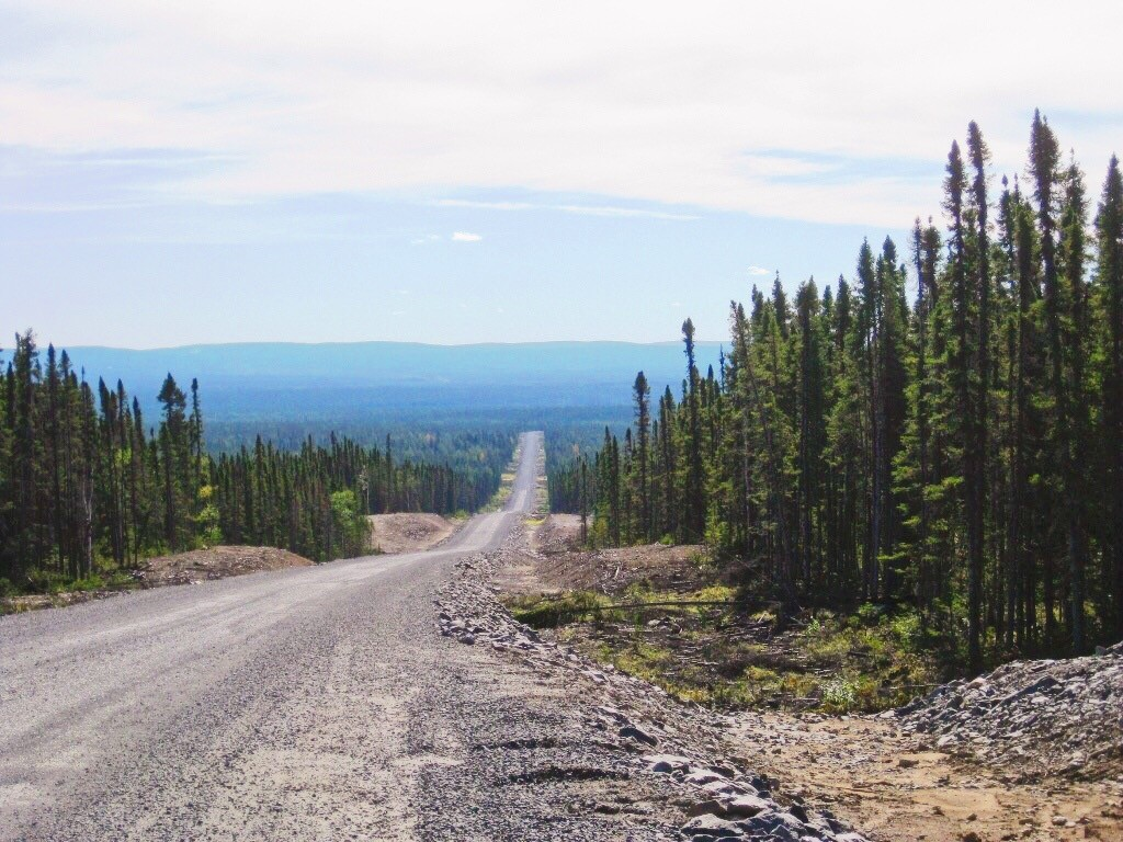 That time I traveled the Trans-Labrador Highway