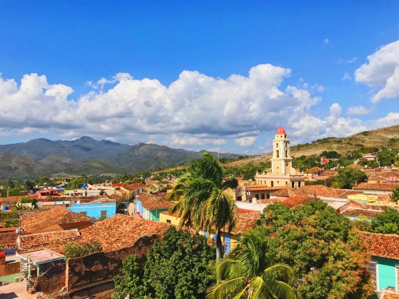 Trinidad, Cuba, en 2019
