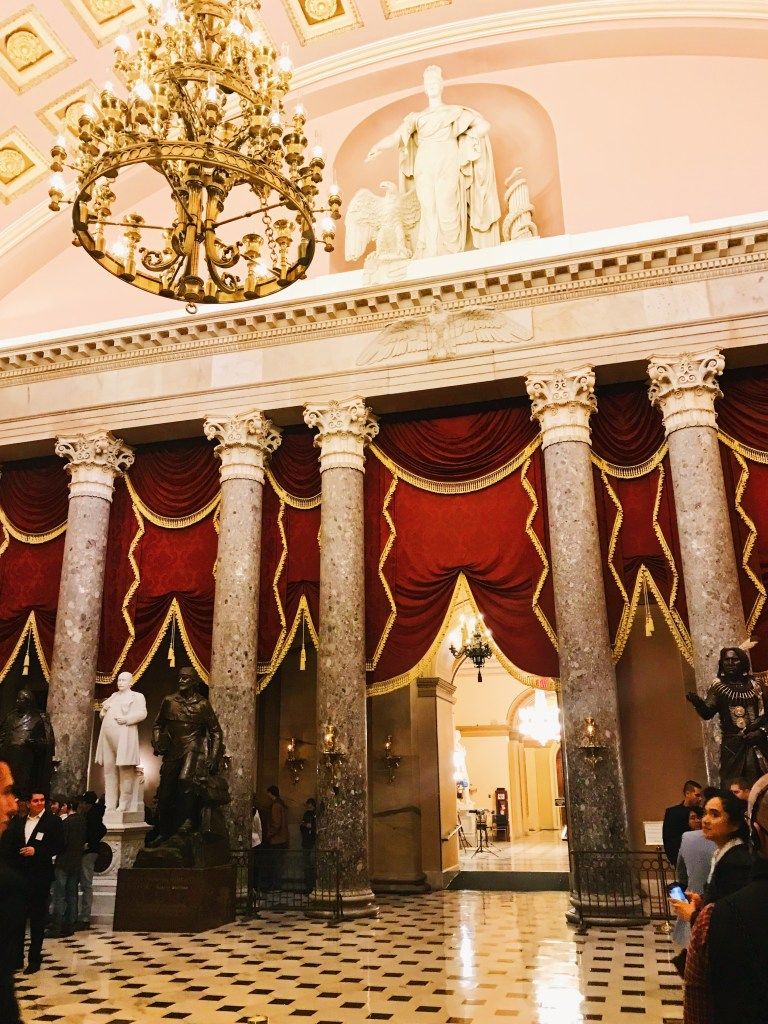 Visite du Capitole