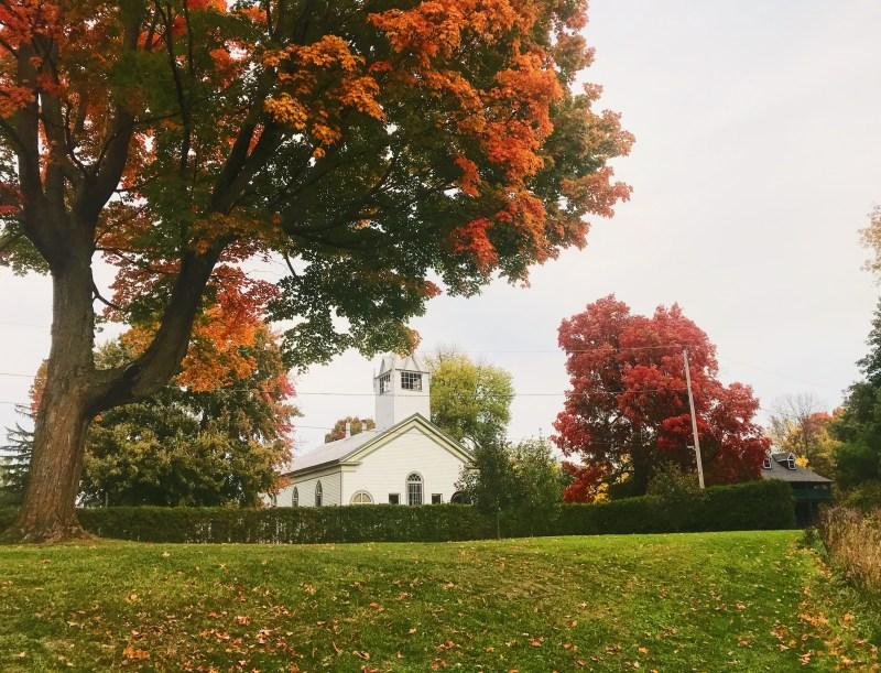 Église de Burritts Rapids