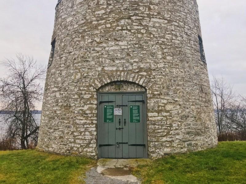 Portes du phare de Windmill
