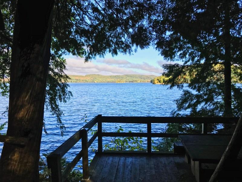 Lac La Blanche
