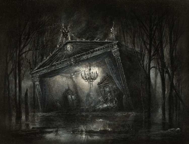 writing dark fantasy